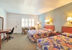 Blue Marlin Motel - Key West - Kamar Tidur