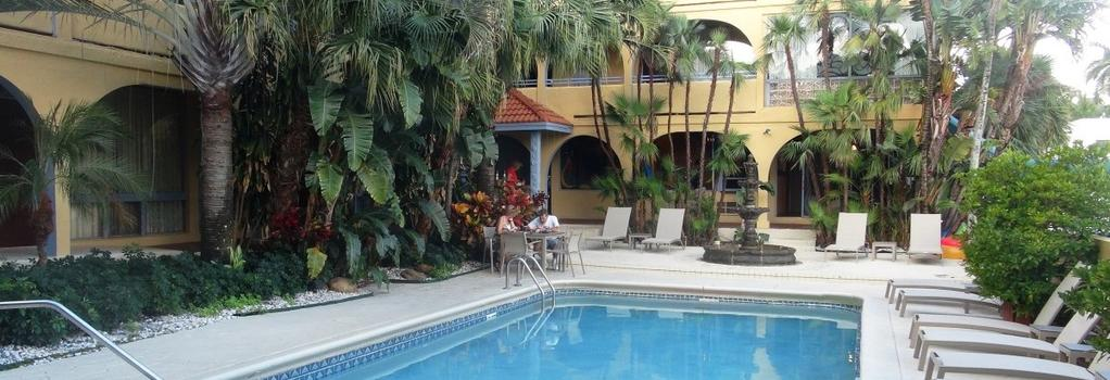 Tropirock A North Beach Village Resort Hotel - Fort Lauderdale - Pool