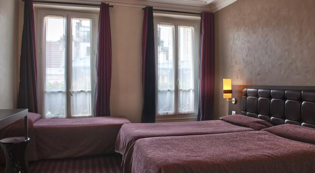 Grand Hôtel Lévêque - Paris - Bedroom