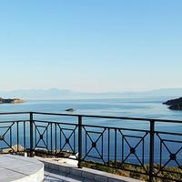 Blue bay skiathos Balcony View