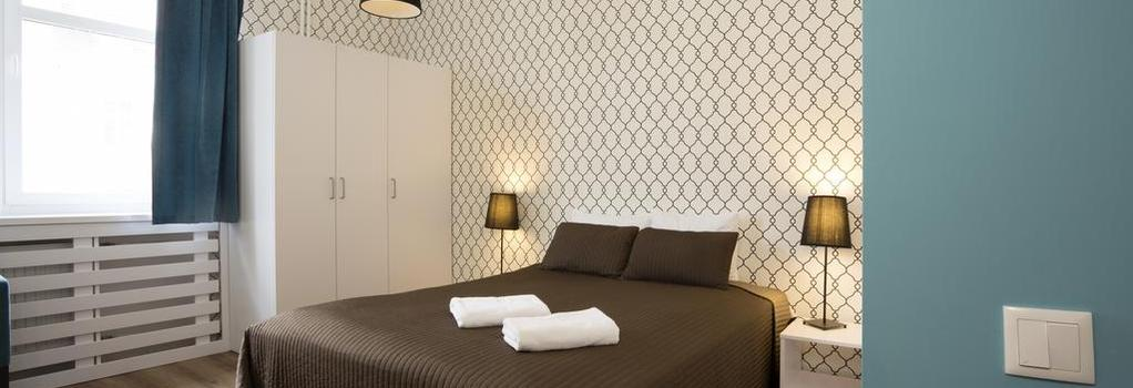 Traffic Hotel - Poznan - Bedroom