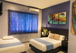 Hotel Del Centro - Guayaquil - Kamar Tidur