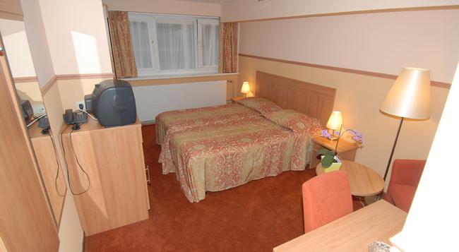 Hotel Sander - Amsterdam - Bedroom