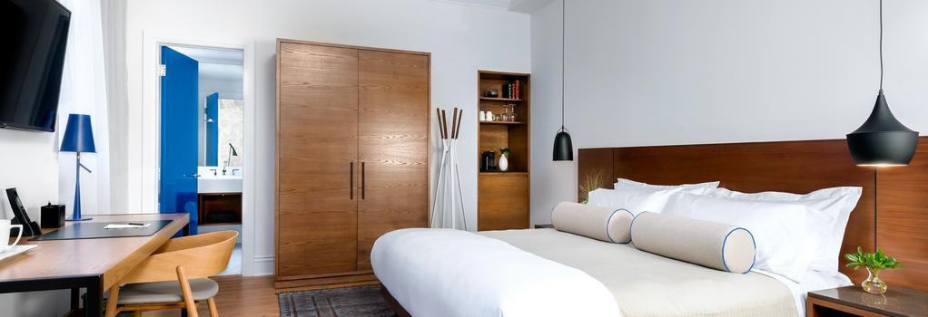 The Walper Hotel - Kitchener - Bedroom