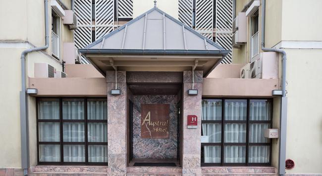 Hotel Austral - Saint-Denis - Building