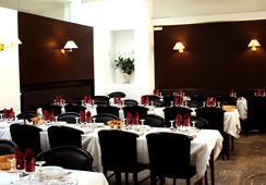 Hotel Notre Dame De La Sarte - Lourdes - Restoran