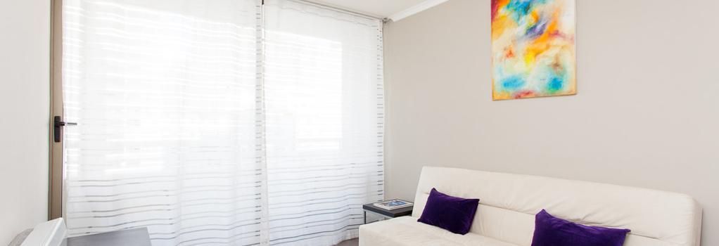 Nativa Suites - Amunategui - Santiago - Living room