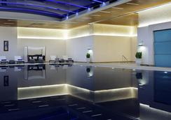 Istanbul Marriott Hotel Sisli - Istanbul - Kolam