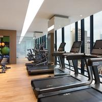 Excelsior Hotel Gallia Fitness Facility