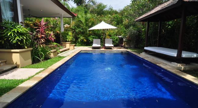 The Zen Villas - Sanur - Pool