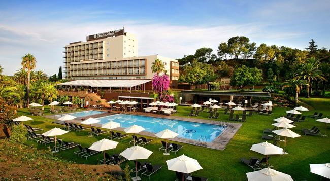 Gran Hotel Monterrey - Lloret de Mar - Building