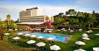 Gran Hotel Monterrey - Lloret de Mar - Bangunan