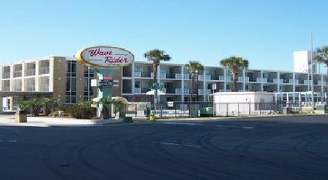 Wave Rider Resort - Myrtle Beach - Building