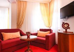 Hotel Victoria - Skopje - Kamar Tidur