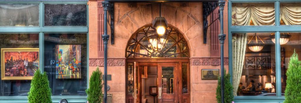 The Oxford Hotel - Denver - Building