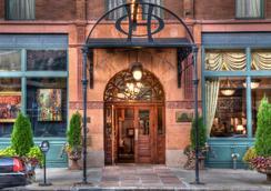 The Oxford Hotel - Denver - Bangunan