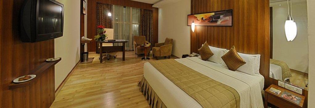 Gokulam Park Coimbatore - Coimbatore - Bedroom