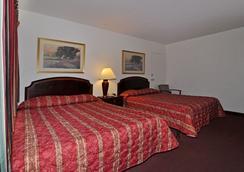 Presidio Inn - San Francisco - Kamar Tidur