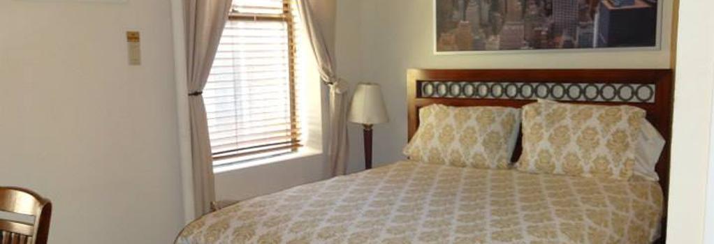 Da Vinci Hotel - New York - Bedroom
