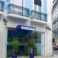 Hotel Lisboa Tejo Entrance