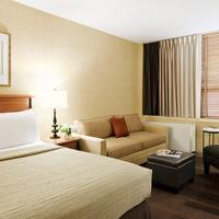The St. Gregory Hotel Guestroom