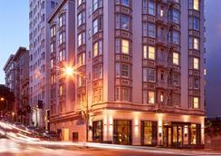 Staypineapple at The Alise San Francisco - San Francisco - Bangunan
