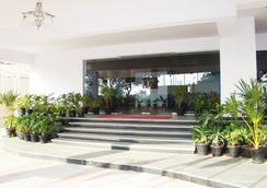 Hotel Grand Bee - Bengaluru - Pemandangan luar