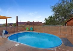 Archview RV Resort & Campground - Moab - Kolam