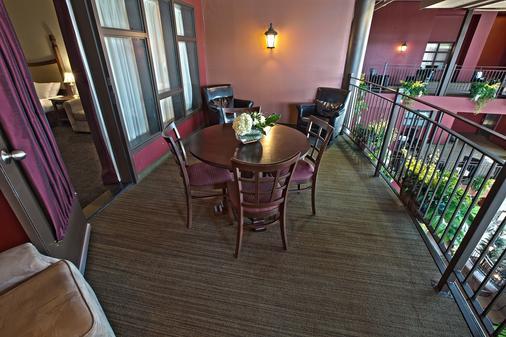 Hotel Universel - Kota Quebec - Balkon