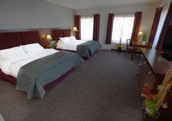 Hotel Universel - Kota Quebec - Kamar Tidur
