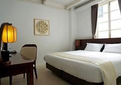 Heritage Lodge - Hong Kong - Kamar Tidur