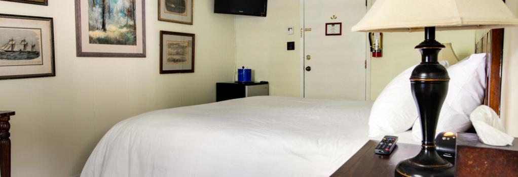 The Green House Inn - New Orleans - Bedroom