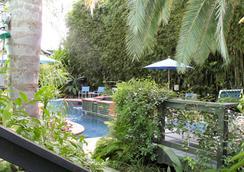 The Green House Inn - New Orleans - Kolam