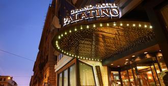 Fh Grand Hotel Palatino - Roma - Bangunan