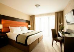 Edinburgh Capital Hotel - Edinburgh - Kamar Tidur