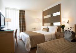 Galaxy Hotel Iraklio - Heraklion - Kamar Tidur