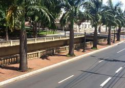 Aurora Hotel - Ribeirão Preto - Pemandangan luar