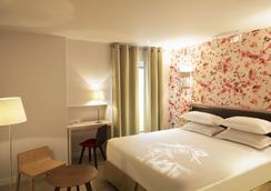 Hotel Eden Paris - Paris - Kamar Tidur