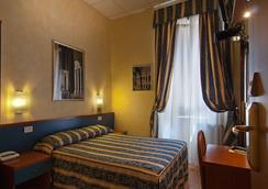 Hotel Julia - Roma - Kamar Tidur