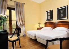 Grand Hotel Cavour - Florence - Kamar Tidur