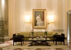 Grand Hotel Cavour - Florence - Lobi