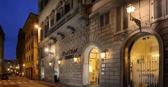 Grand Hotel Cavour - Florence - Bangunan