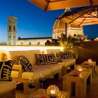 Grand Hotel Cavour Terrace/Patio