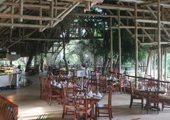 Chobe Safari Lodge - Kasane - Restoran