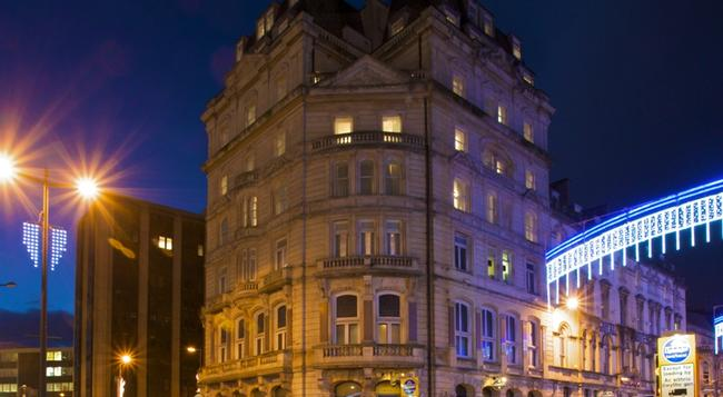 The Royal Hotel Cardiff - Cardiff - Building
