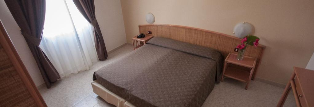 Rina Hotel - Alghero - Bedroom