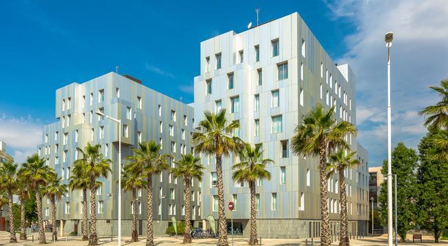 Homearound Rambla Suites & Pool - Barcelona - Building