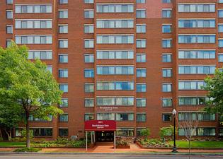Residence Inn by Marriott Washington DC Foggy Bottom