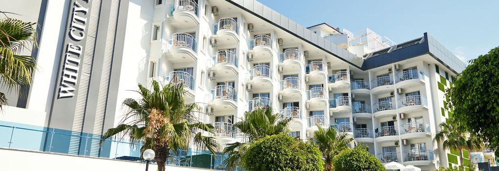 Smartline White City Beach - Alanya - Building
