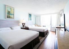 Waikiki Gateway Hotel - Honolulu - Kamar Tidur